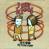 Cover I Am Kloot - Over My Shoulder