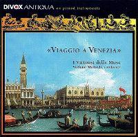 Cover I Virtuosi delle Muse - Viaggo a Venezia