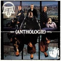 Cover IAM - Anthologie 1991-2004