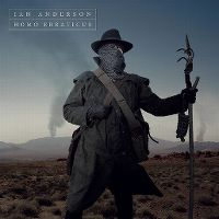 Cover Ian Anderson - Homo Erraticus