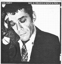 Cover Ian Dury - Sex & Drugs & Rock & Roll