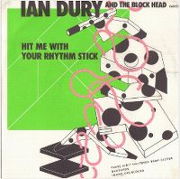 Cover Ian Dury & The Blockheads - Hit Me With Your Rhythm Stick