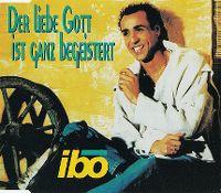 Cover Ibo - Der liebe Gott ist ganz begeistert