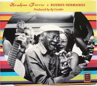 Cover Ibrahim Ferrer - Buenos hermaños