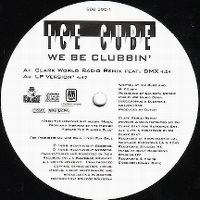 Cover Ice Cube - We Be Clubbin'