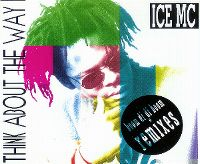 Cover Ice MC - Think About The Way