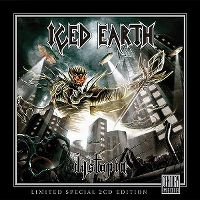Cover Iced Earth - Dystopia