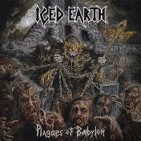 Cover Iced Earth - Plagues Of Babylon