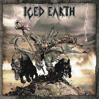 Cover Iced Earth - Something Wicked This Way Comes