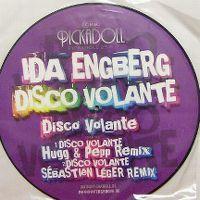 Cover Ida Engberg - Disco Volante