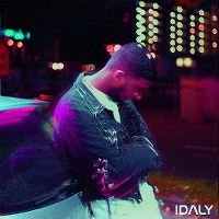 Cover Idaly - Eindelijk