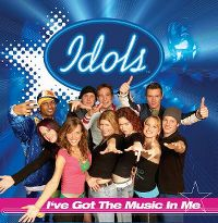 Cover Idols - I've Got The Music In Me