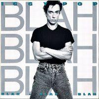 Cover Iggy Pop - Blah-Blah-Blah