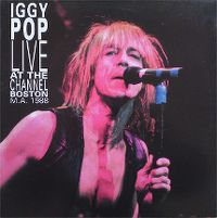 Cover Iggy Pop - Easy Rider (Live)