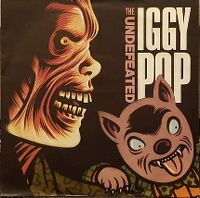 Cover Iggy Pop - The Undefeated