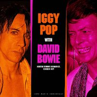 Cover Iggy Pop with David Bowie - Mantra Studios Broadcast, Chicago 1977