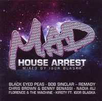Cover Igor Blaska - Mad - House Arrest