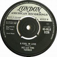 Cover Ike & Tina Turner - A Fool In Love
