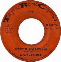 Cover Ike & Tina Turner - Beauty Is Just Skin Deep