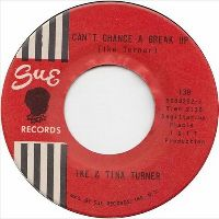 Cover Ike & Tina Turner - Can't Chance A Break Up