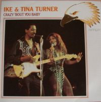 Cover Ike & Tina Turner - Crazy 'Bout You