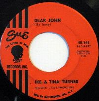 Cover Ike & Tina Turner - Dear John