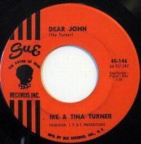Cover Ike & Tina Turner - Dear John