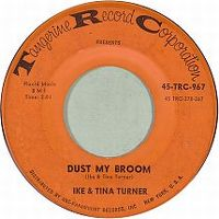 Cover Ike & Tina Turner - Dust My Broom