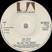 Cover Ike & Tina Turner - Feel Good