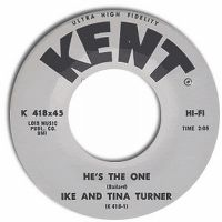 Cover Ike & Tina Turner - He's The One