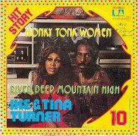 Cover Ike & Tina Turner - Honky Tonk Women