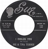 Cover Ike & Tina Turner - I Idolize You