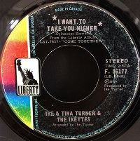 Cover Ike & Tina Turner - I Want To Take You Higher