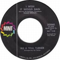 Cover Ike & Tina Turner - I Wish It Would Rain