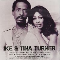 Cover Ike & Tina Turner - Icon