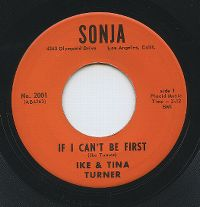 Cover Ike & Tina Turner - If I Can't Be First