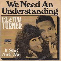 Cover Ike & Tina Turner - It Sho' Ain't Me