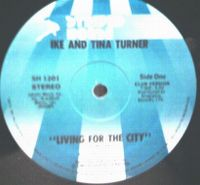 Cover Ike & Tina Turner - Living For The City