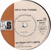 Cover Ike & Tina Turner - Nutbush City Limits