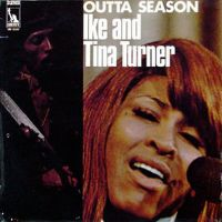 Cover Ike & Tina Turner - Outta Season