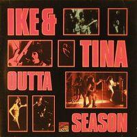 Cover Ike & Tina Turner - Outta Season