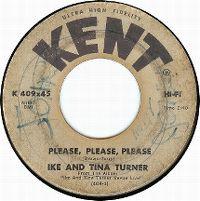 Cover Ike & Tina Turner - Please, Please, Please