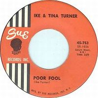 Cover Ike & Tina Turner - Poor Fool