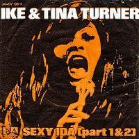 Cover Ike & Tina Turner - Sexy Ida
