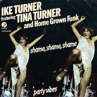 Cover Ike & Tina Turner - Shame, Shame, Shame