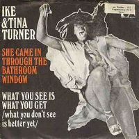 Cover Ike & Tina Turner - She Came In Through The Bathroom Window