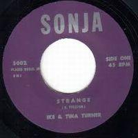 Cover Ike & Tina Turner - Strange