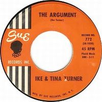 Cover Ike & Tina Turner - The Argument