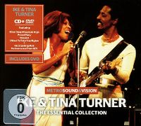 Cover Ike & Tina Turner - The Essential Collection