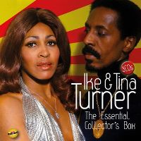 Cover Ike & Tina Turner - The Essential Collector's Box